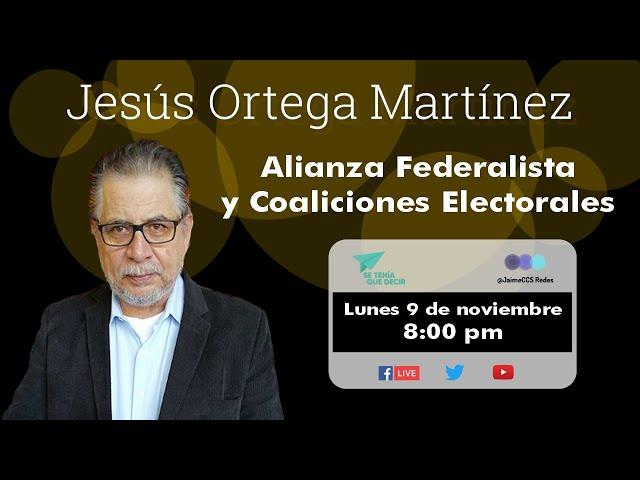 Alianza Federalista y Coaliciones Electorales