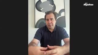 Entrevista - Presidente da Câmara Rodrigo Maia - Próximas reformas no país