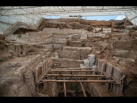 Catalhoyuk one of the most ancient city of the Stone Age