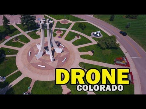 Drone Flight Colorado Springs Summer 2016 _Zabugrom_Life