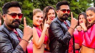 Simbu – Sundar C Film   STR Completed his First Song   Georgia