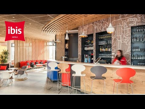 Discover Ibis Paris Coeur D'Orly Airport • France • Vibrant Hotels • Ibis