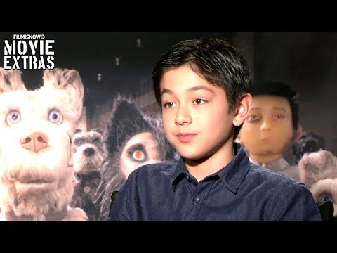 ISLE OF DOGS (2018) Koyu Rankin talks about his experience making the movie