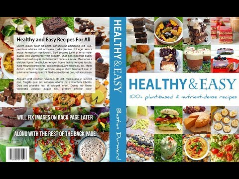 Healthy and easy book cover recipe book from nest and glow healthy and easy book cover recipe book from nest and glow available soon forumfinder Image collections