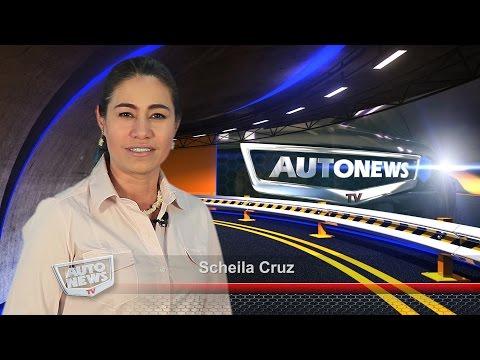 Programa AutoNewsTV - 17 Outubro 2015