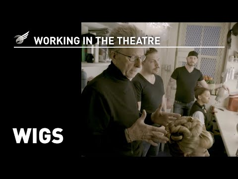 Working in the Theatre: Wigs
