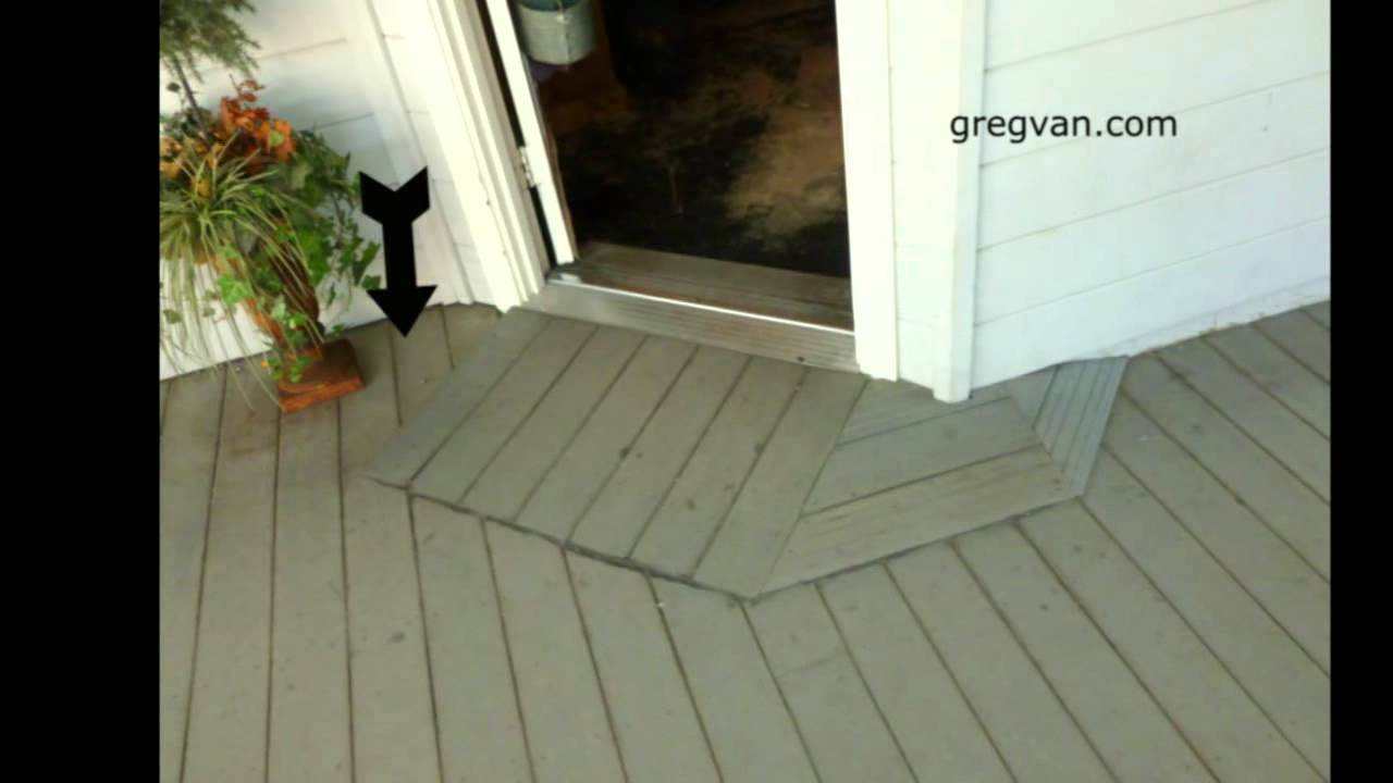 How To Build A Front Deck