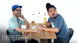 Boss vs. Employee Play Truth or Drink | Truth or Drink | Cut