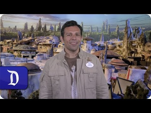 Download the Disneyland and Play Disney Parks Apps When Visiting Star Wars: Galaxy's Edge