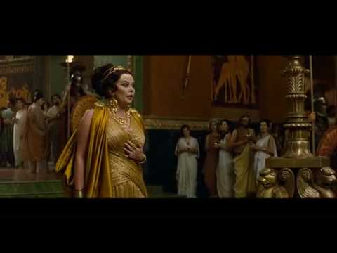 Polly Walker in Clash of the Titans