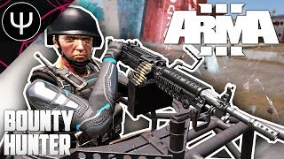 ARMA 3: Altis Life — Lewis the BOUNTY HUNTER!