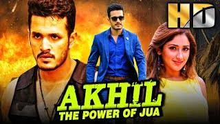 HD - Akhil Akkinenis Blockbuster Action Hindi Movie