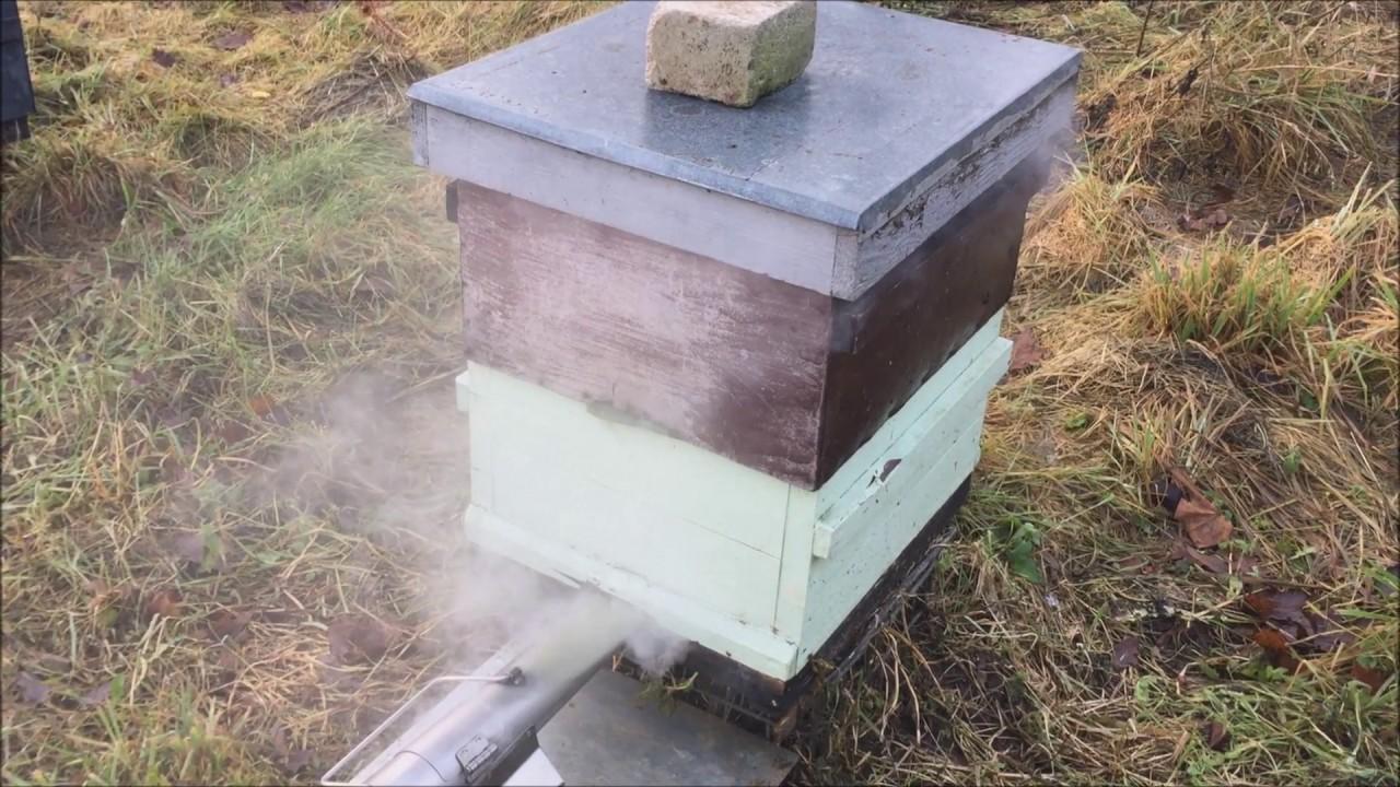 Beekeepers Enolapi Varroa Oxalic Hive Vaporiser