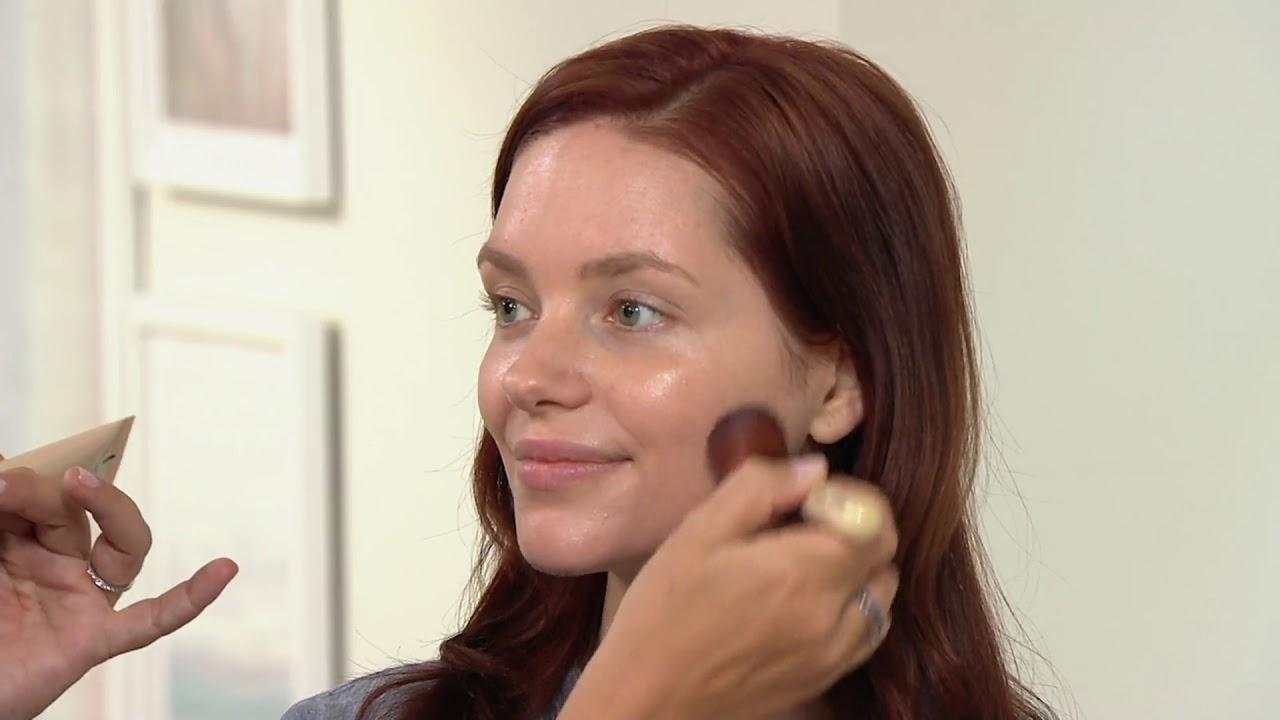Bobbi Brown Nude Finish Tinted Moisturizer On Qvc Youtube
