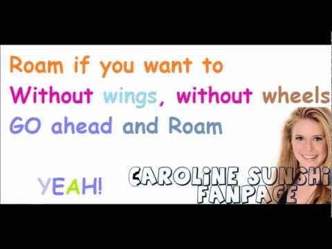 Caroline Sunshine  Roam s