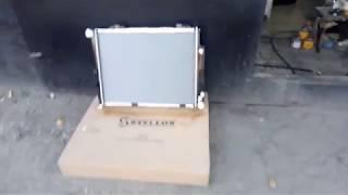 W 210 радиатор STELLOX vs DENSO