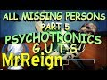 Prey - All Missing Persons & Volunteers Part 5 - Psychotronics & G.U.T.S - Missing Persons Guide