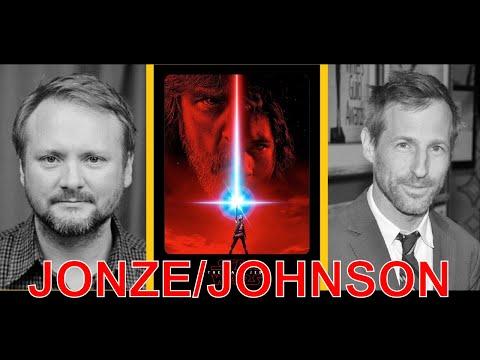 Spike Jonze s Rian Johnson: Star Wars VIII  The Last Jedi