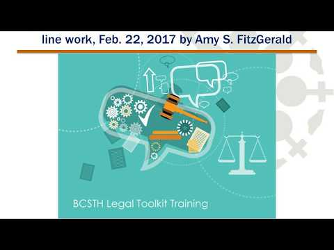 Legal Toolkit Webinar: Family Law and Frontline
