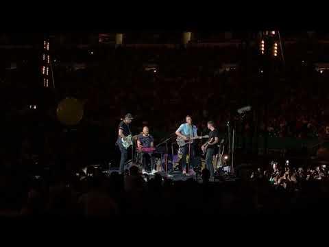 Coldplay, Houston (Hurricane Harvey) - at Hard Rock Stadium, Miami Gardens 2017