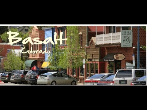 Basalt Colorado's Story on Video