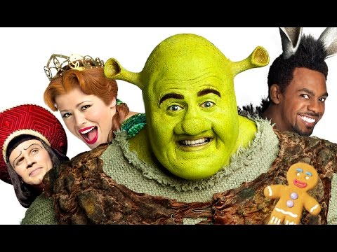 Review Shrek The Musical 2017 & 2018 UK Tour Dates