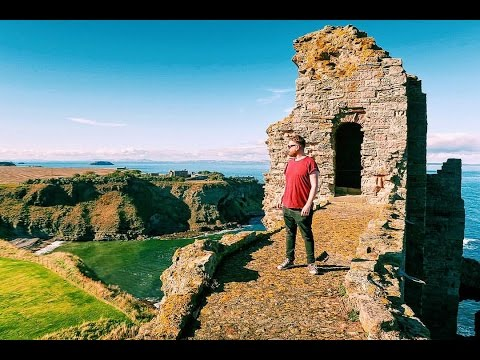 SCOTLAND'S MOST AWESOME CASTLE