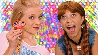 Elsa and Anna Orbeez Game! | Sillypop!