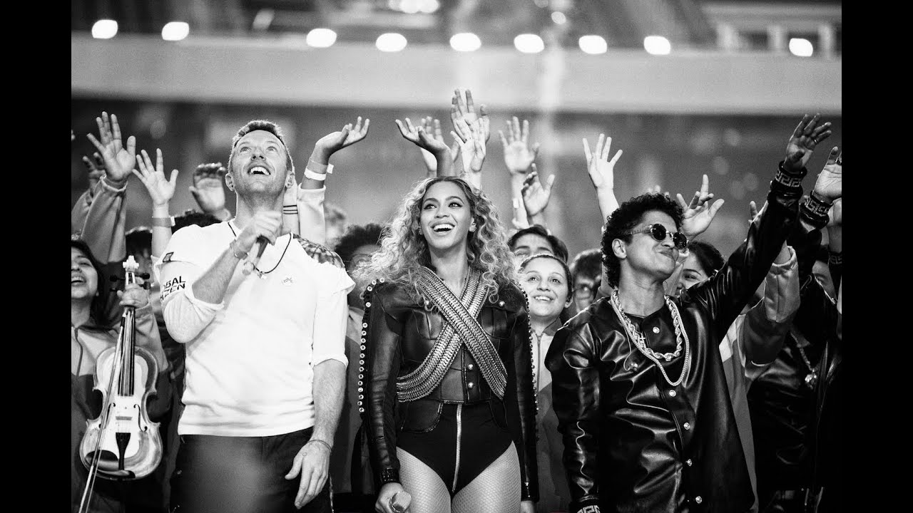 Super Bowl 50 Halftime Show - February 7th, 2016 Halftime Show from Super Bowl 50 featuring Beyonc�, Coldplay, Bruno Mars and Mark Ronson