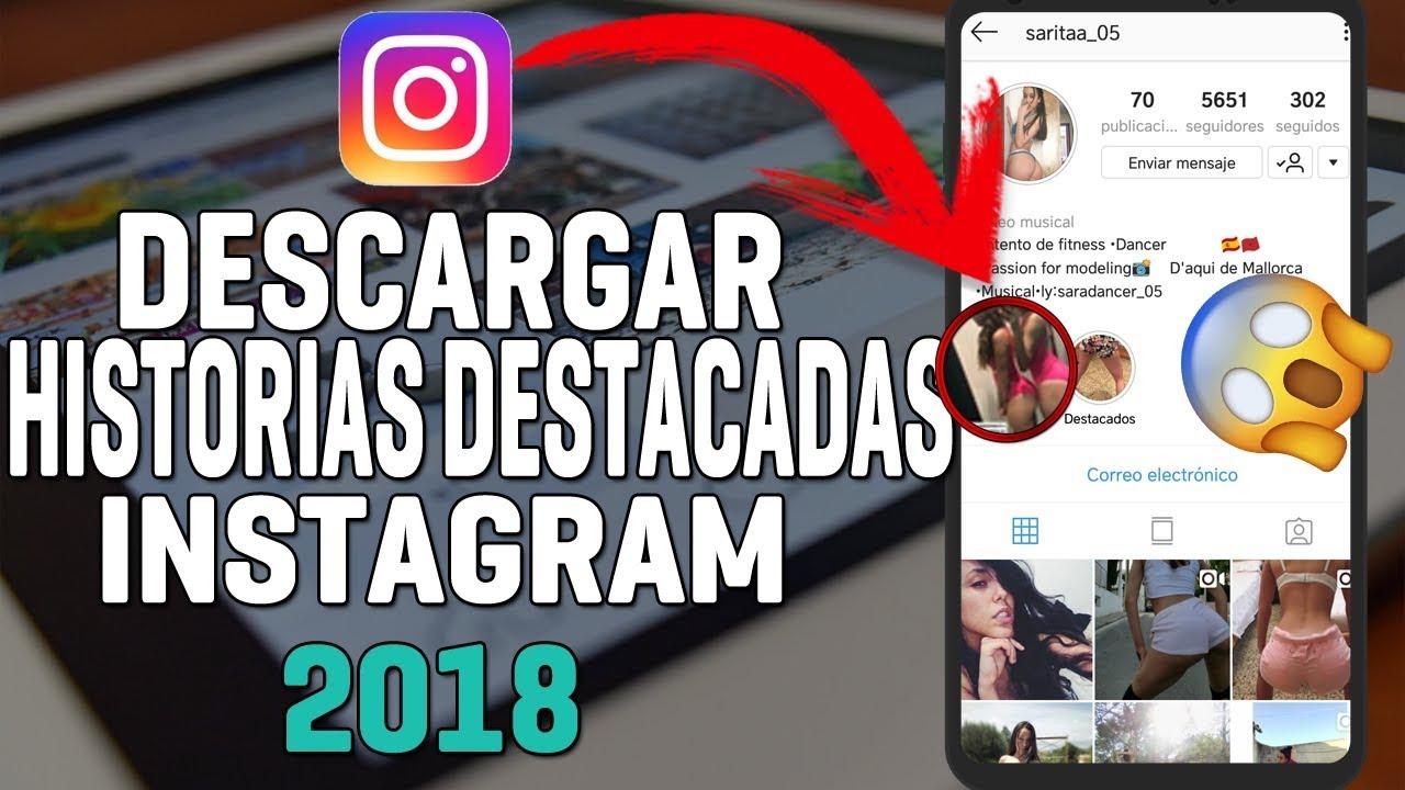 descargar estados de instagram