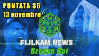 FIJLKAM NEWS 36 - BRONZO BOI