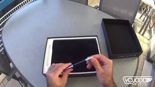 Unboxing Montblanc Augmented Paper
