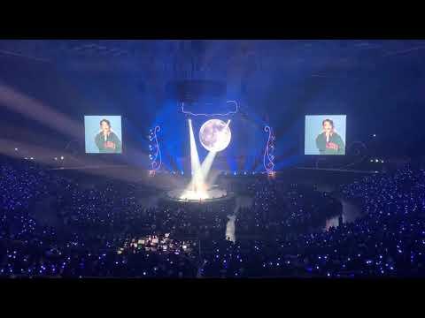 181118 아이유(IU) 10주년 콘서트 서울 일요일 앵앵콜 Dear Moon(나의 아저씨 OST)