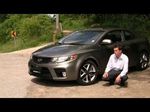 2010 Kia Forte Koup Review