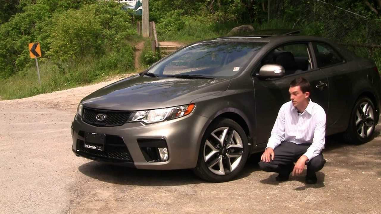 2010 Kia Forte Koup Review