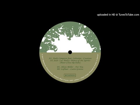 Andy Compton feat. Celestine - Creation [MCWR001]
