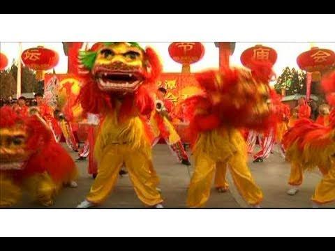Lunar New Year Celebrations Begin in China