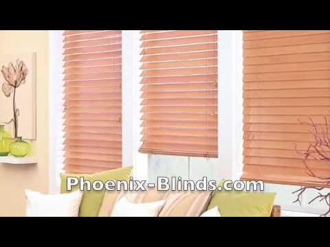 Window Coverings Phoenix AZ | http://Phoenix-Blinds.com