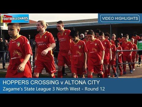 2015 | State 3 NW Rd 12 | Hoppers Crossing v Altona City