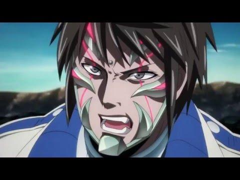 Terra Formars Revenge Eps 1 -  Akari Best Moment