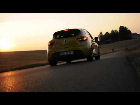 Renault CLIO R.S. TROPHY 220 EDC - Exhaust Sound, Start Up Sound, Revs