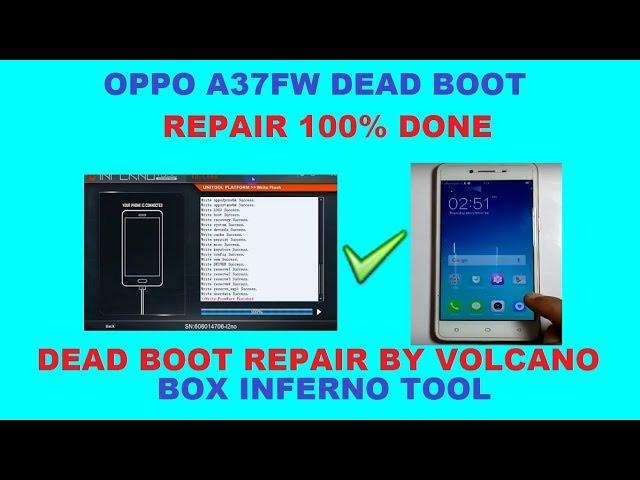 How To OPPO A37Wf Dead Boot Repair Solution - clipzui com