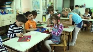 Урок лепки в 50 детском саду  Видеостудия Алексея Шмайлова 89189875056