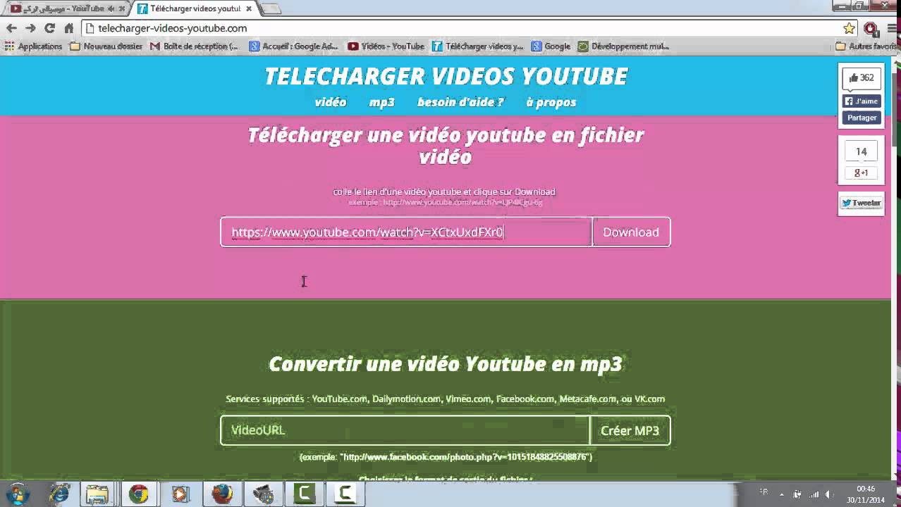 télécharger video mp3