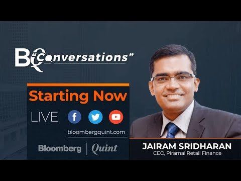 BQ Conversations With Piramal Retail Finance's Jairam Sridharan