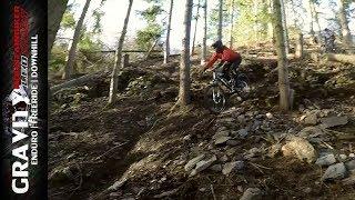 MTB Enduro Tour | Bodenproben & rasante Trails | Tipps: Rutschige & steile Sektionen | Leo Kast #161