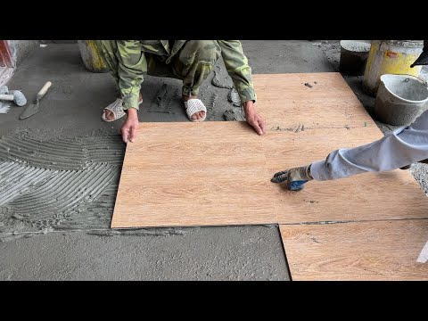 Techniques Construction Installation Of Porch Ceramic Tiles Step By Step