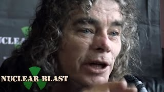 OVERKILL - The Grinding Wheel (OFFICIAL TRACK BY TRACK #2)