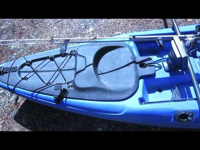 Malibu Kayaks Stealth 12 - Pro Ride Walkthrough