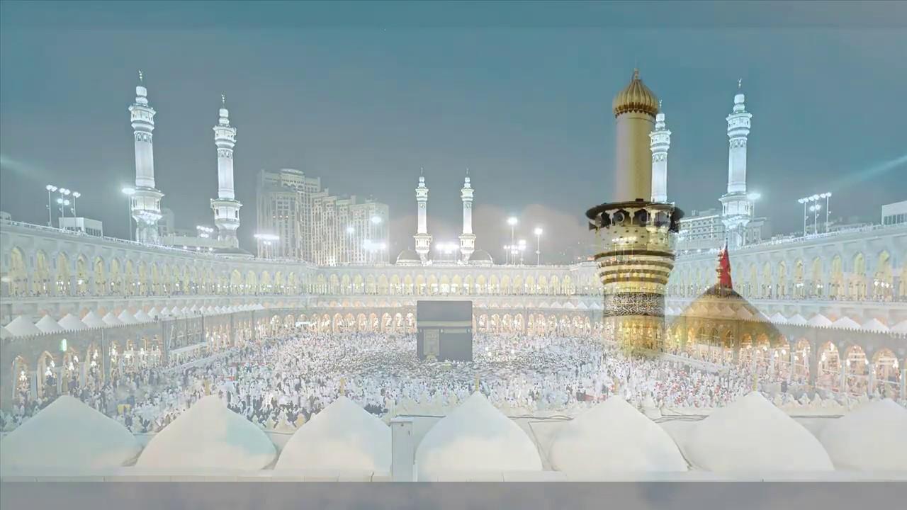 Beautiful Islamic Wallpaper Kaba Youtube